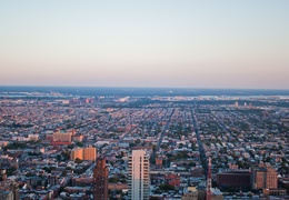 South Philadelphia from the Sky